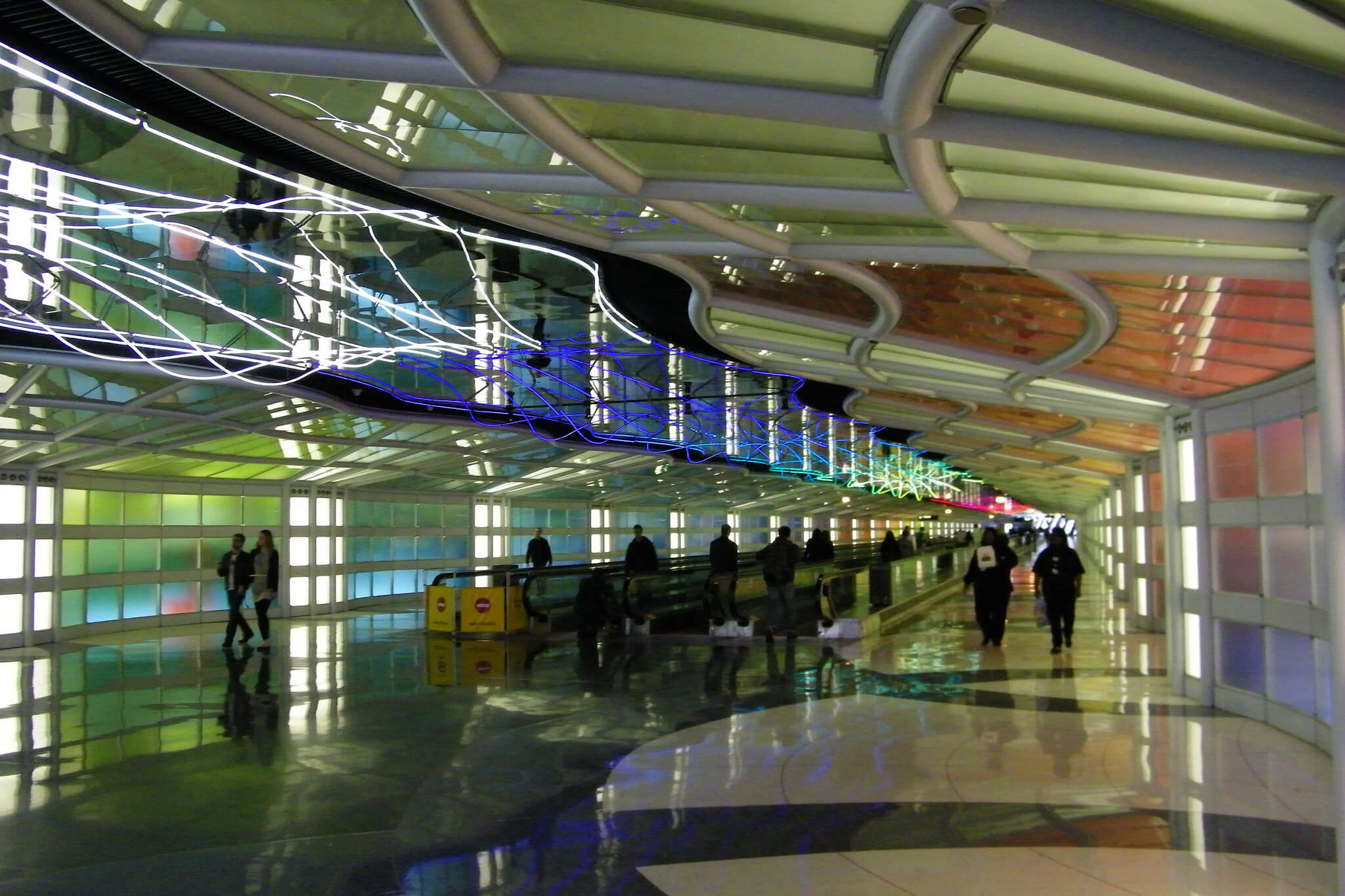 Content Raj - O'Hare Airport Family Trip