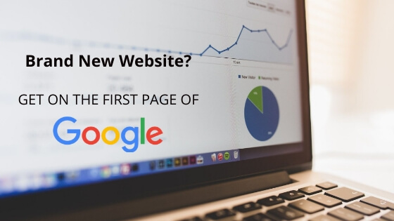 HOW TO RANK A BRAND NEW WEBSITE ON GOOGLE - content raj - anoop yersong